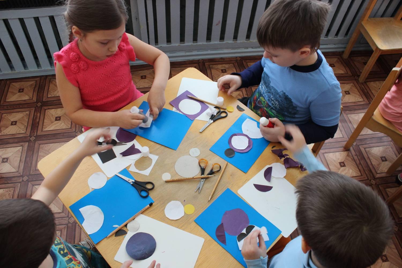 Художественная деятельность детей фото